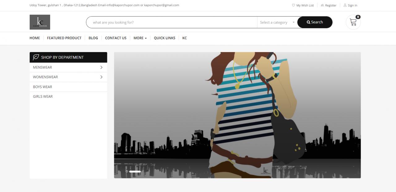 KAPORCHUPOR LTD. | local design n local fabrics