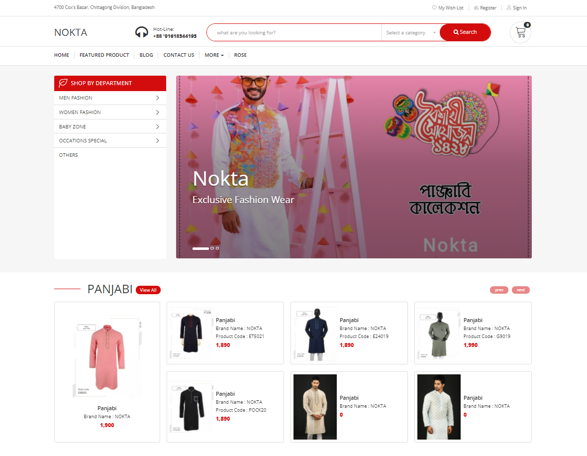 NOKTA | Nokta Exclusive Fashion Wear